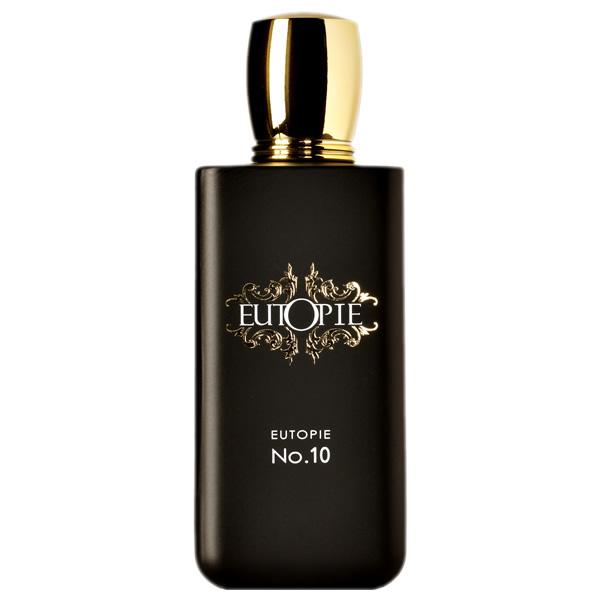 Eutopie Parfums N°10 Luxury Perfume
